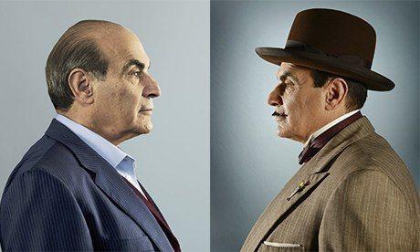 """""""David Suchet: Poirot and Me"""". Emma John, The Observer, 10 November 2013."""