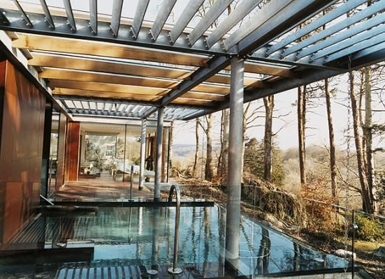 The best hotels for spa breaks in ireland spa - Kenmare hotels with swimming pools ...