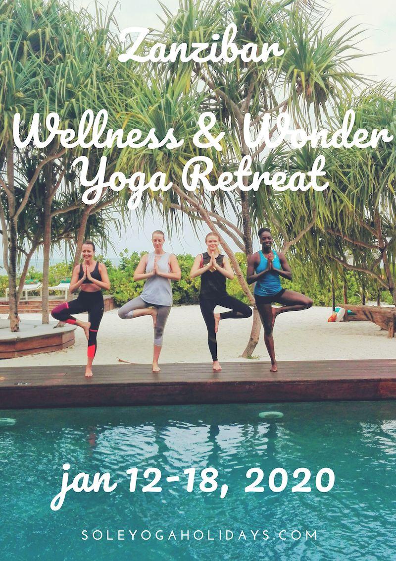 Wellness And Wonder Yoga Holiday Jan 2020