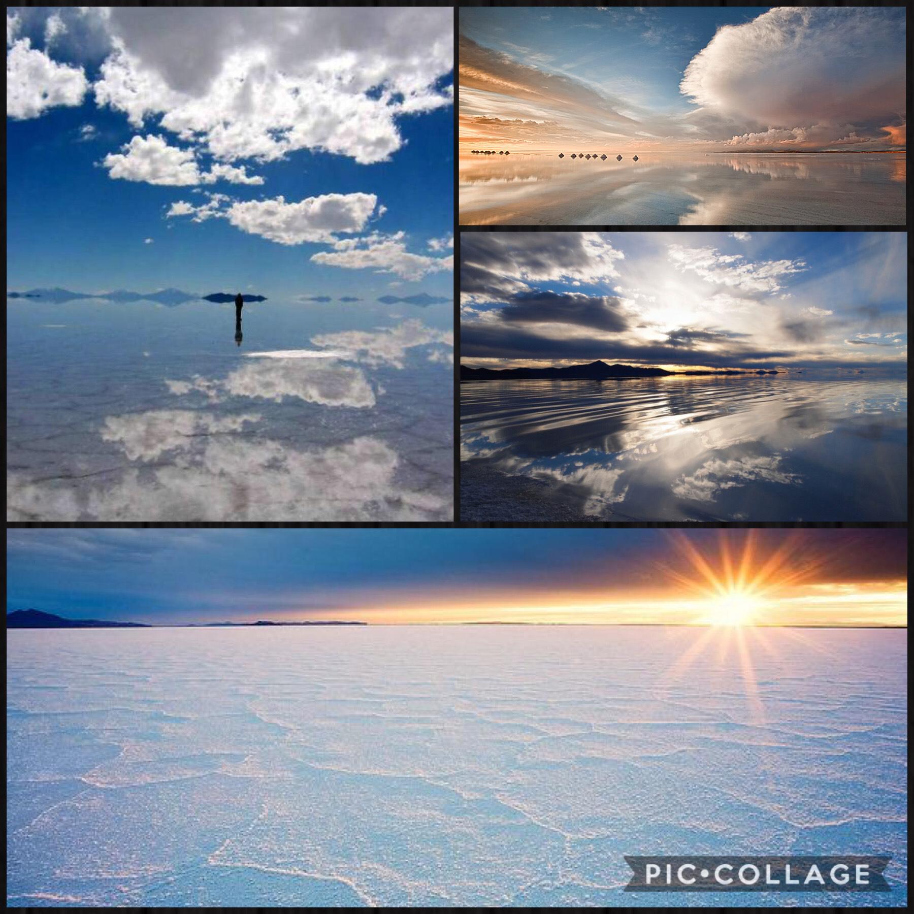 Salar De Uyuni Bolivia Places To Go Airplane View Places