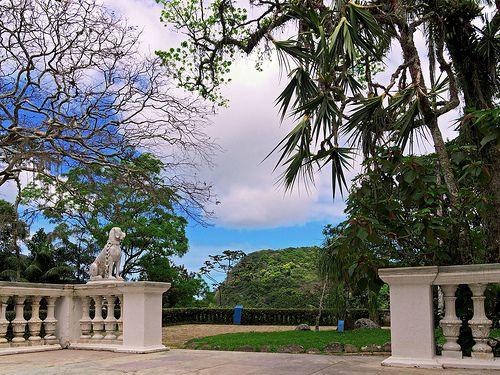 Museu Do Acude Jardim Castro Maia Alto Da Boa Vista