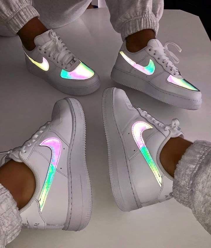 Tenis Nike en 2020   Zapatos nike mujer, Zapatos tenis para ...