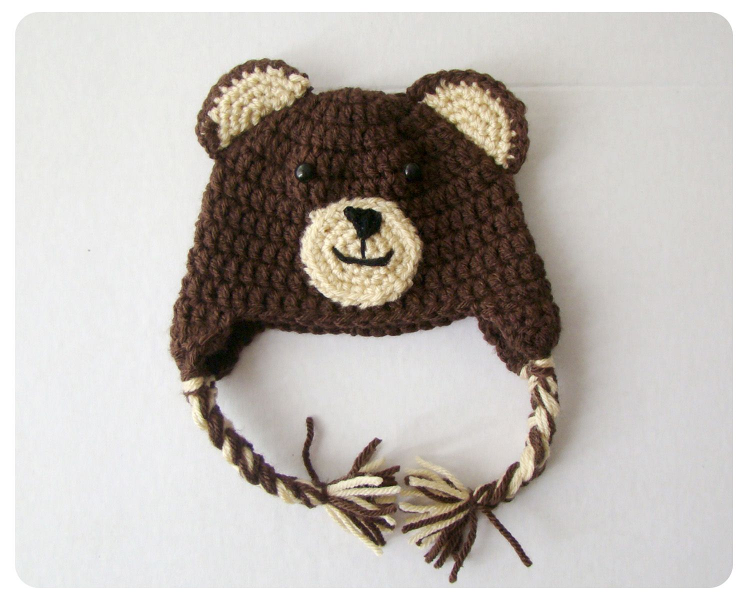 bear crochet hat patterns for babies Car Pictures