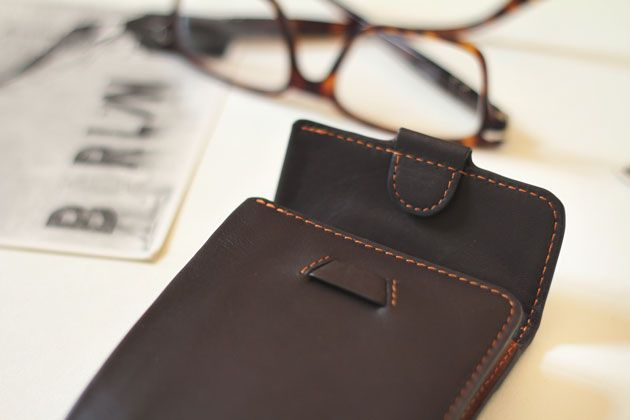 7d7410d1ae Bellroy Coin Fold Wallet in Java. Via Feel Desain. | Leather ...