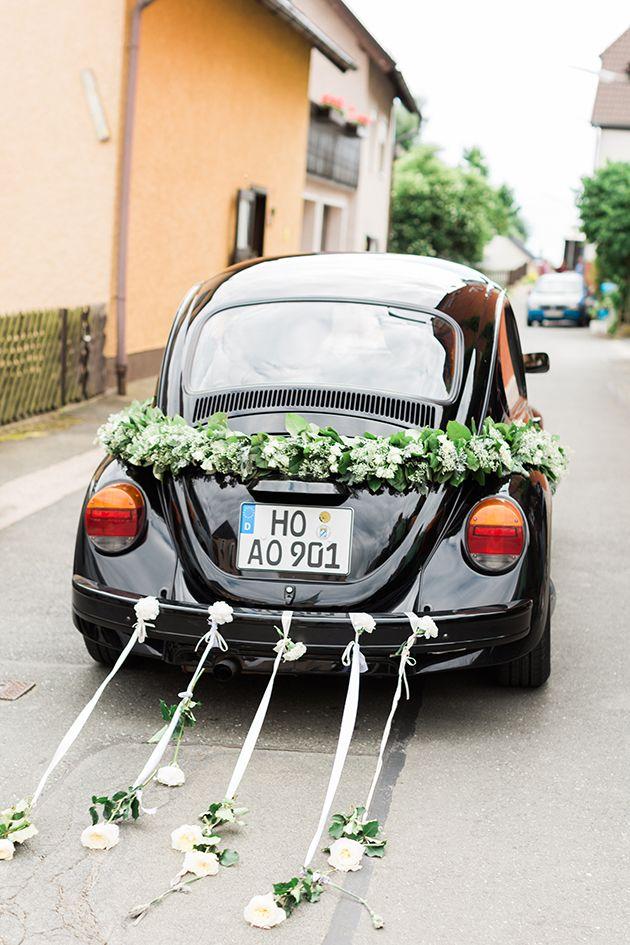 Super Gorgeous DIY Barn Wedding in Germany | Wedding cars, Bridal ...