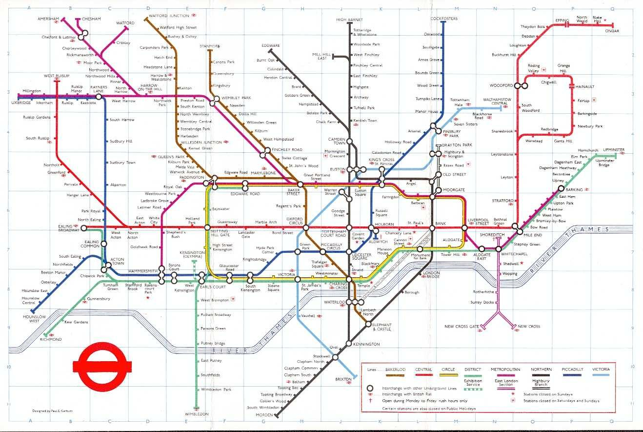 the london underground map has evolved from a simple geographically accurate depiction of lines in 1908 to a repeatedly re interpreted piece of iconic