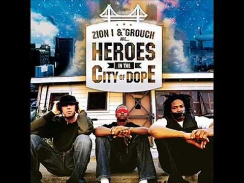 Zion I & The Grouch - Trigger Hip Hop. Old School Hip Hop. Underground Hip Hop. Artist. Rap. Real Music. Album Cover. Track. Rhyme. Beats. DJ. MC