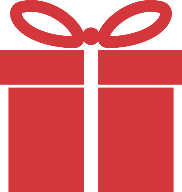 Free Image On Pixabay Red Icon Present Gift Wrapped Book Gifts Free Images Gifts