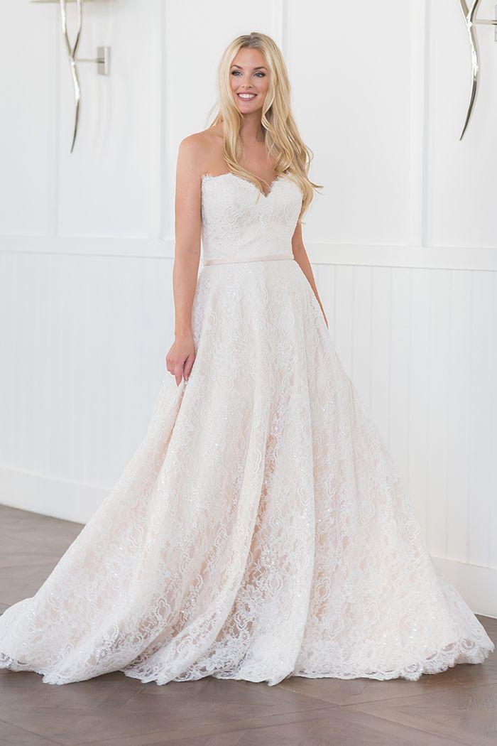 Augusta Jones - Edith @ Town & Country Bridal Boutique - St. Louis ...
