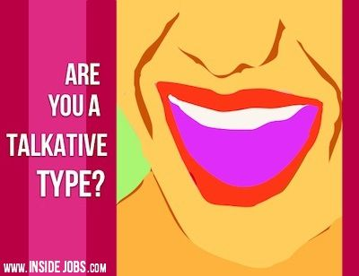 Awesome! Career Ideas 5 Jobs for Talkative Types Interesting Jobs