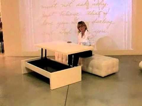 Yoyo Table   Smart Furniture Www.modernika.net   YouTube