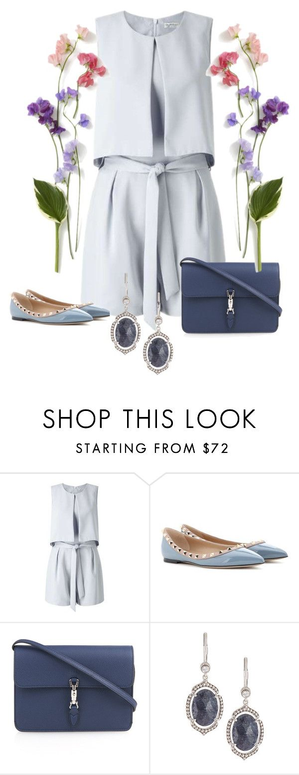 """""""Outfit # 3232"""" by miriam83 ❤ liked on Polyvore featuring Miss Selfridge, Valentino, Gucci and Penny Preville"""