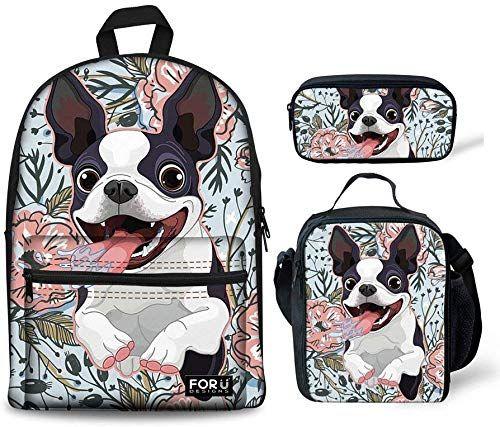 InterestPrint Large Duffel Bag Flight Bag Gym Bag New Cute Animal
