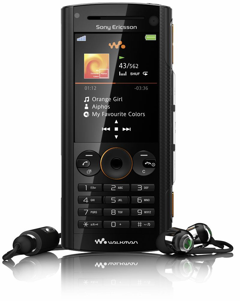 Sony Ericsson W902 - another one of my old SE phones
