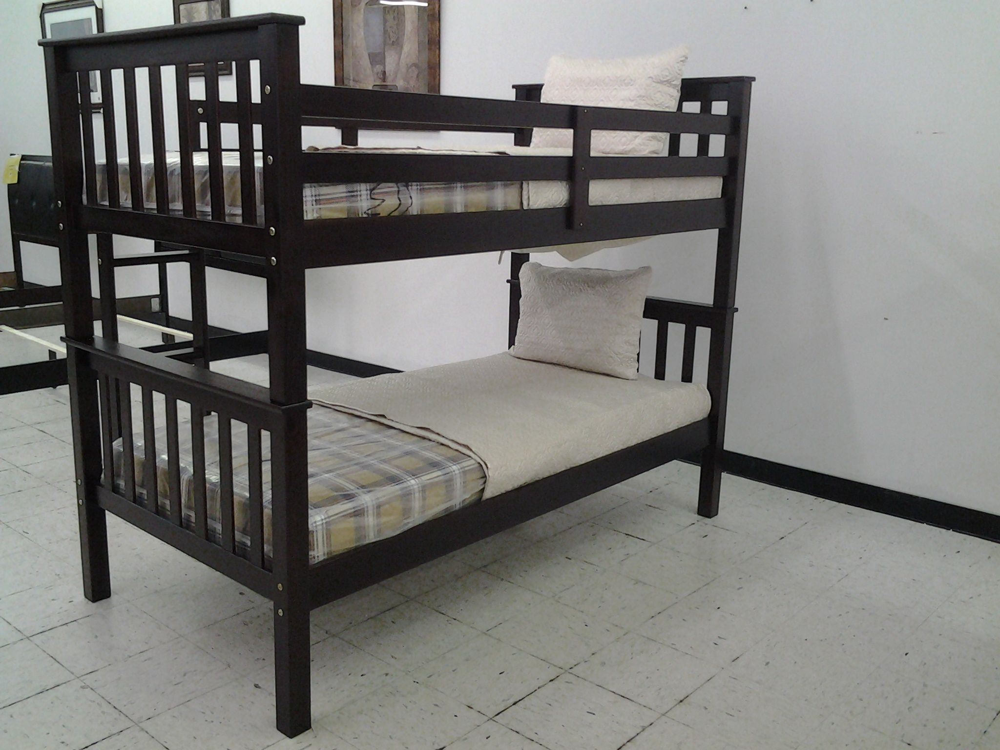merlot bunk bed with mattresses youth beds pinterest bunk bed