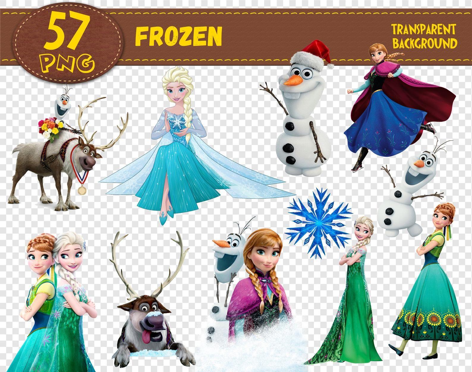 Transparent Elsa Clipart - Elsa Frozen Characters Png, Png Download -  kindpng