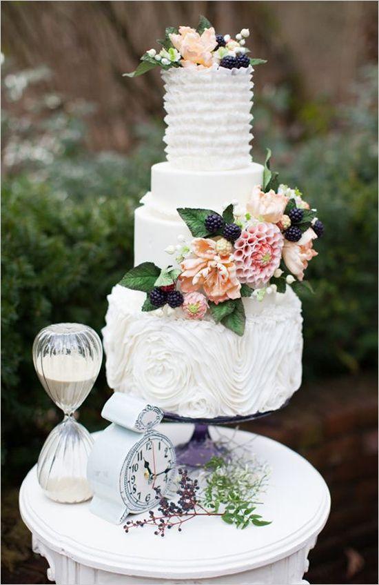 Alice In Wonderland Garden Elopement Ideas Wedding Cakes