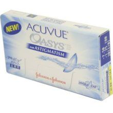 Johnson Johnson S Oasys For Astigmatism With Hydraclear Plus