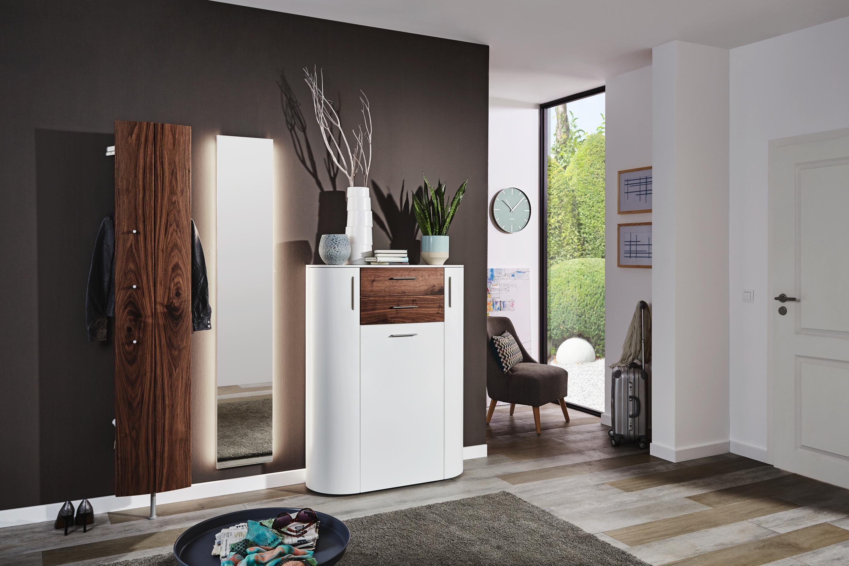 Garderobe Von Ambiente By Hulsta Gaderobe Haus Eingangsbereich