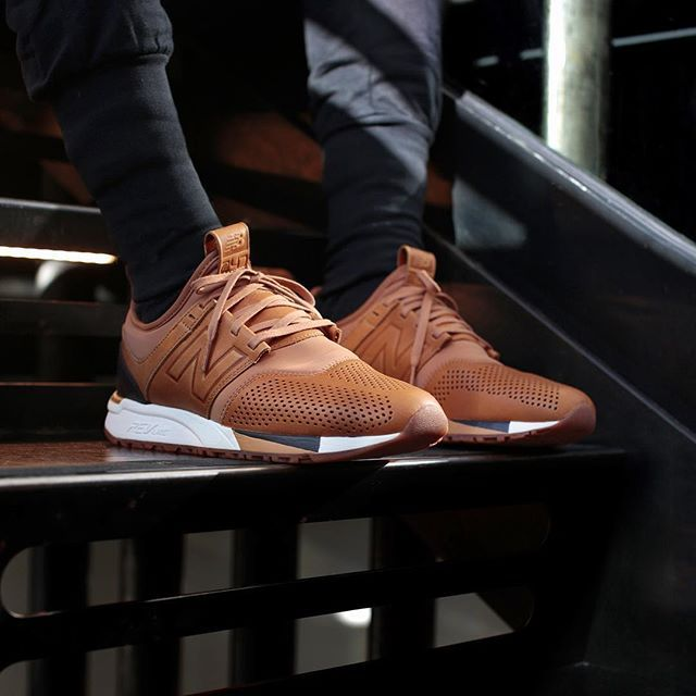 New Balance 247 Luxe Sneakers Men Fashion Fashion Tennis Shoes Sneakers Men