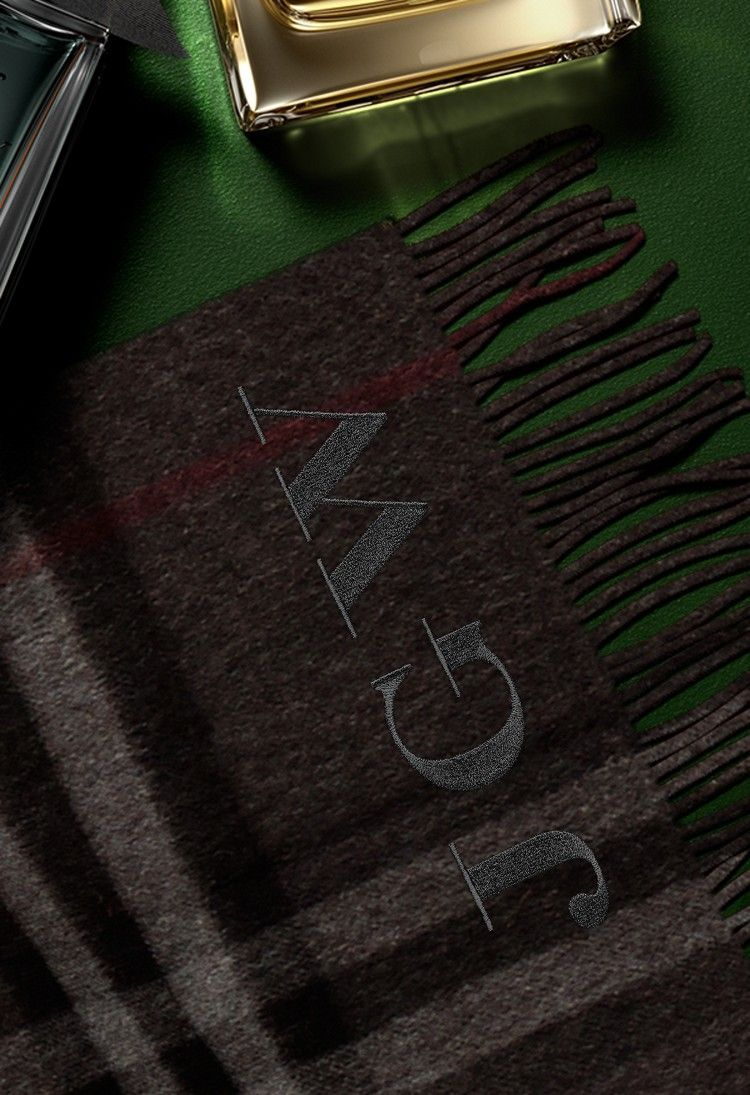 Personalise your Burberry gifts by adding a complimentary monogram to scarves from our cashmere collection.