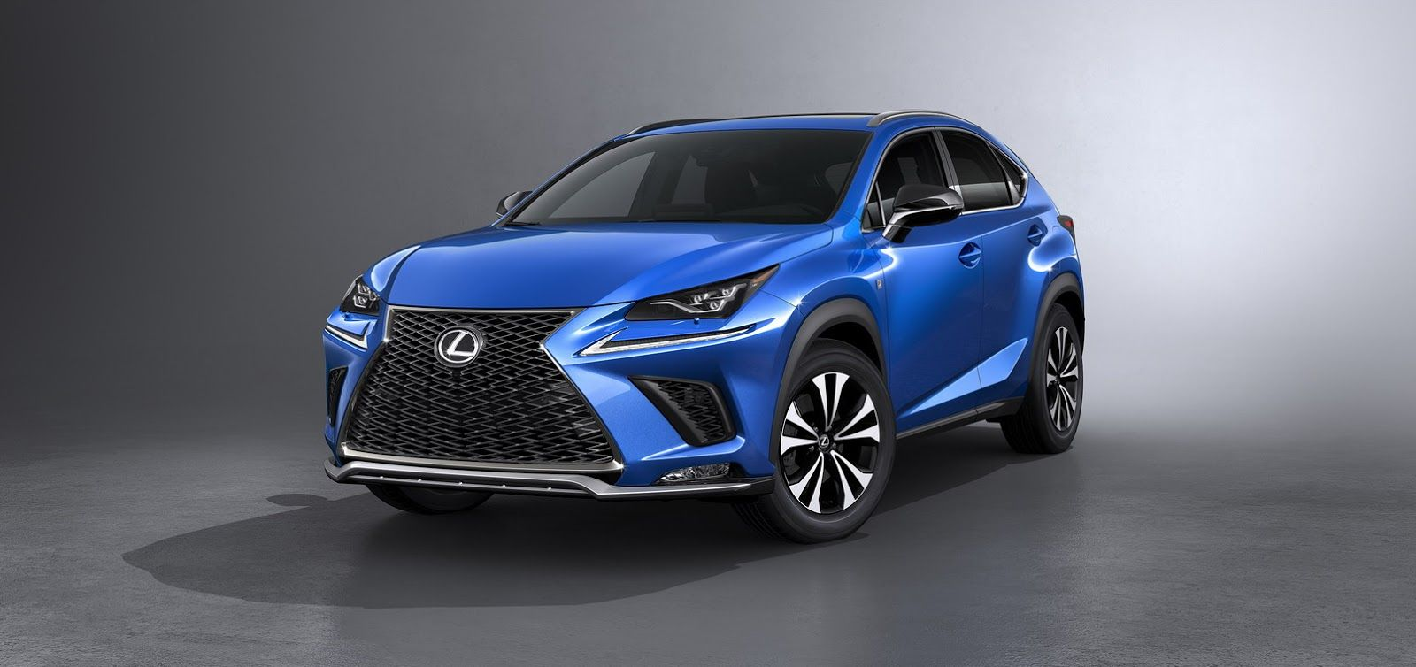 2018 Lexus NX Gets A Fresh Face In Shanghai Lexus suv