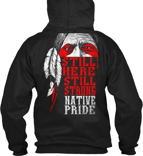 Here Pride StrongApparel Still Native Hoodies 8Pwn0Ok