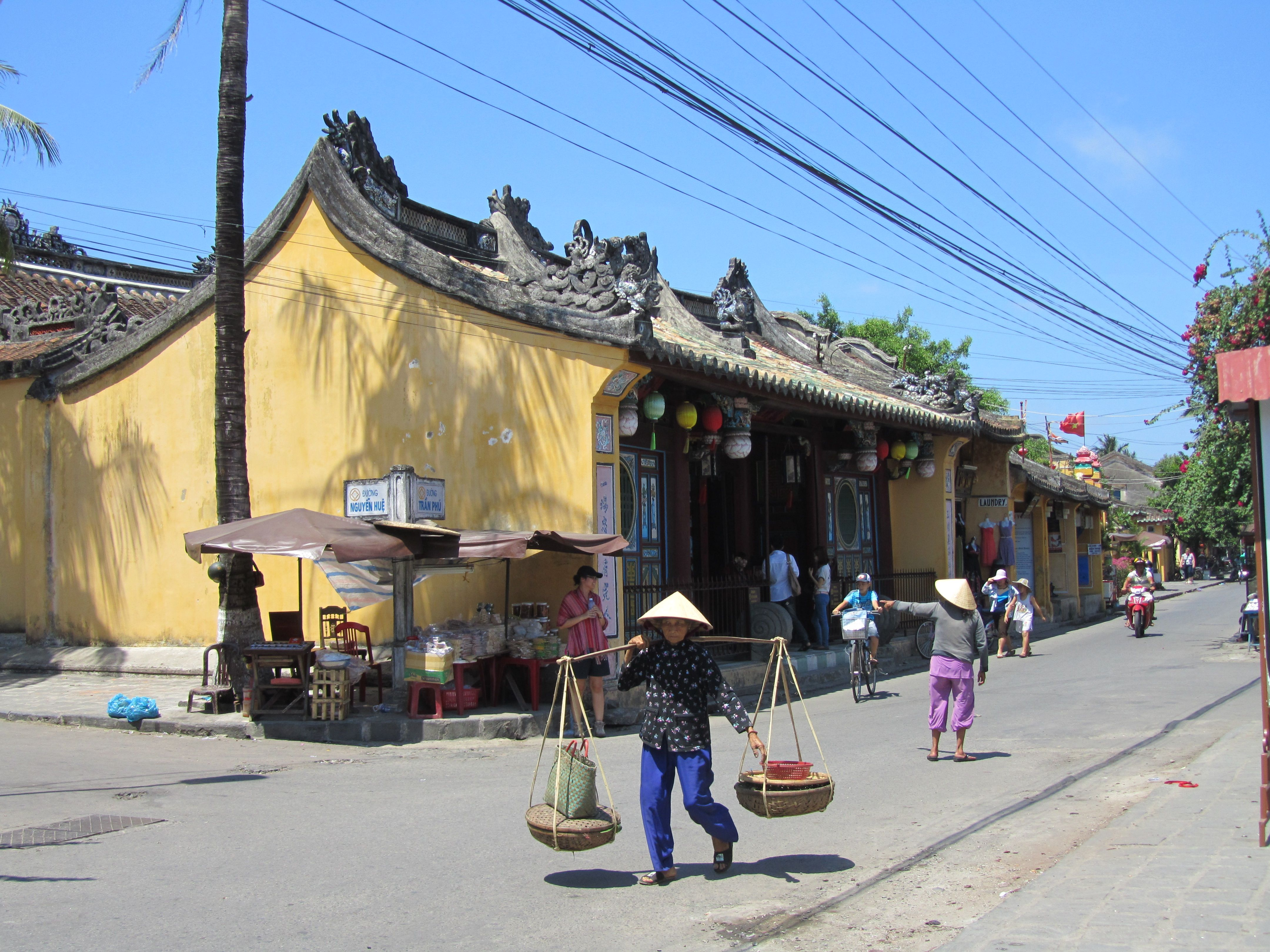 Conical hat, Vietnam