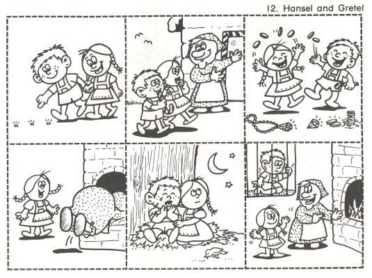 Fairy Tales   Hansel and Gretel   Fairy tale activities ...