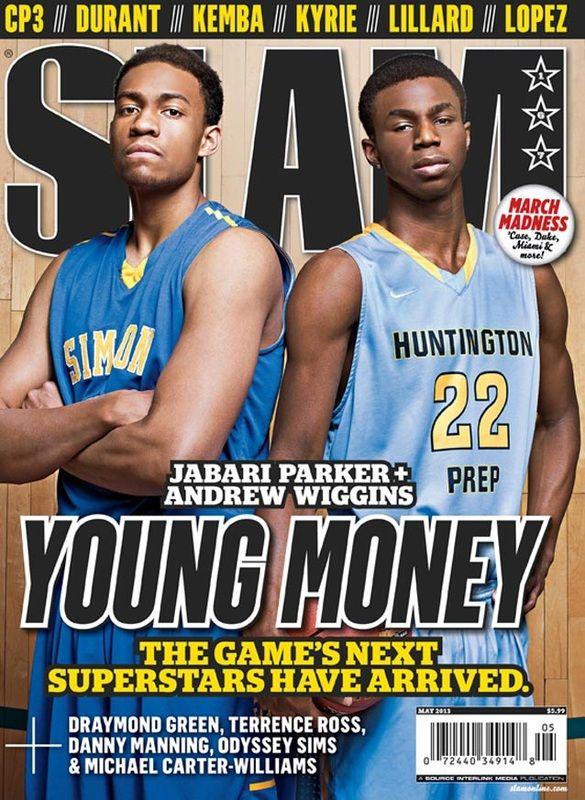 還沒進入NBA,就登上雜誌封面的5位球員:詹皇高中就受到全美關注!-Haters-黑特籃球NBA新聞影音圖片分享社區
