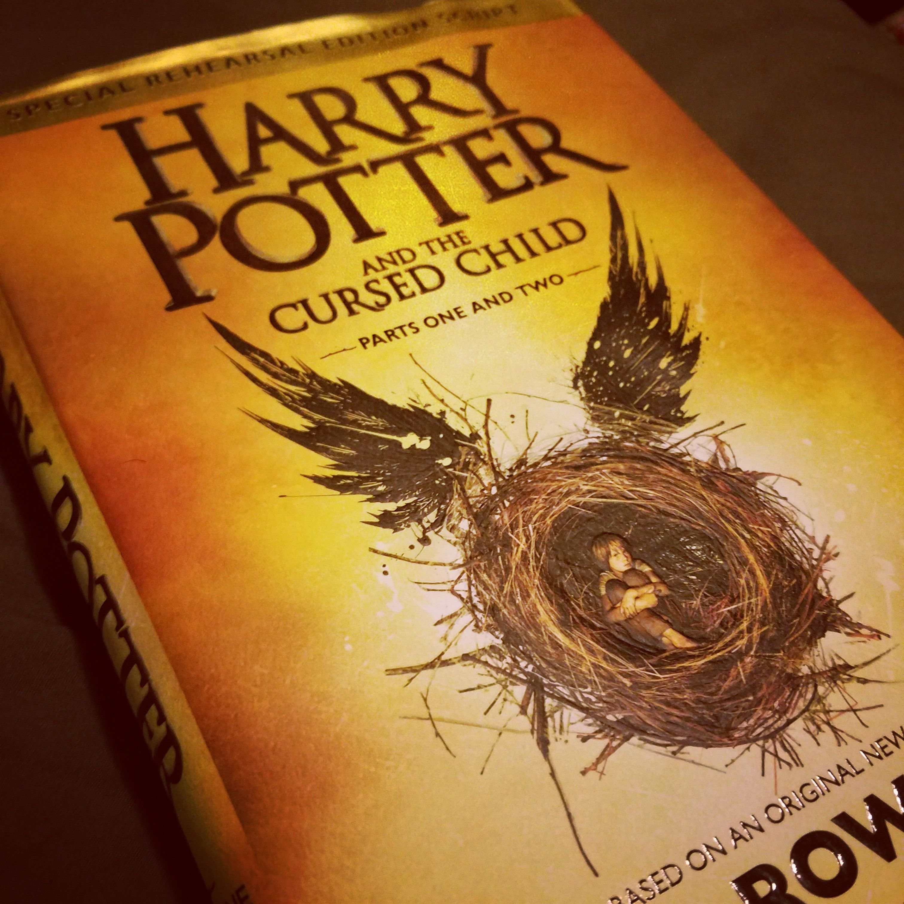 Harry Potter And The Cursed Child Cursed Child Harry Potter