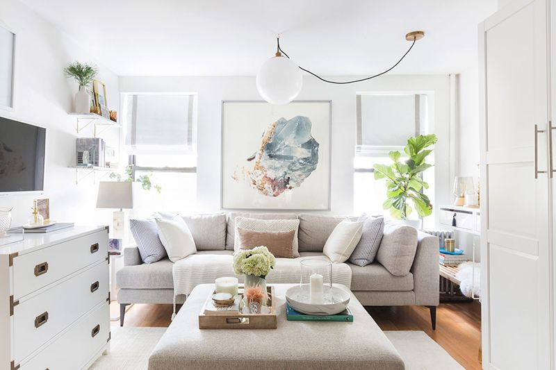 Tour The 500 Sq Ft Apartment That Made Our Editors Gasp