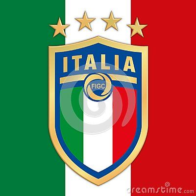 Rome Italy Year 2017 New Logo Italian Football Federation Figc On Italian Flag Vector File Illustrat In 2021 Italy National Football Team Italian Flag Italy Logo