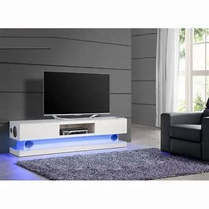 Image Result For Modern Tv Console With Led Lights Living Room In 2019