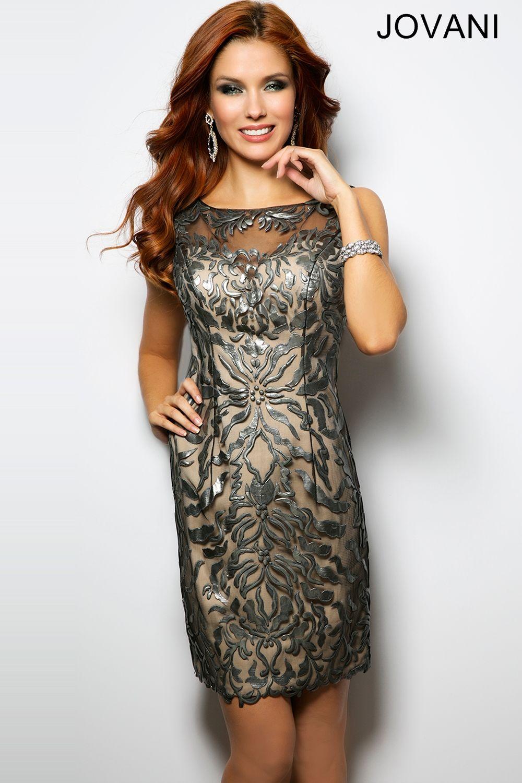 45335cfeec54 Jovani 24561 Short Party Dress