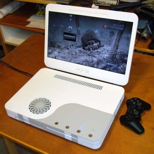 PS3 laptop from benheck.com