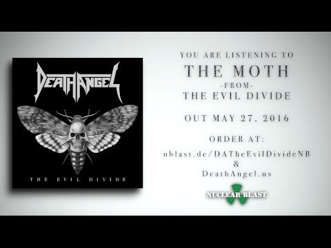 DAY ON A SCREEN: DEATH ANGEL - THE MOTH (song)