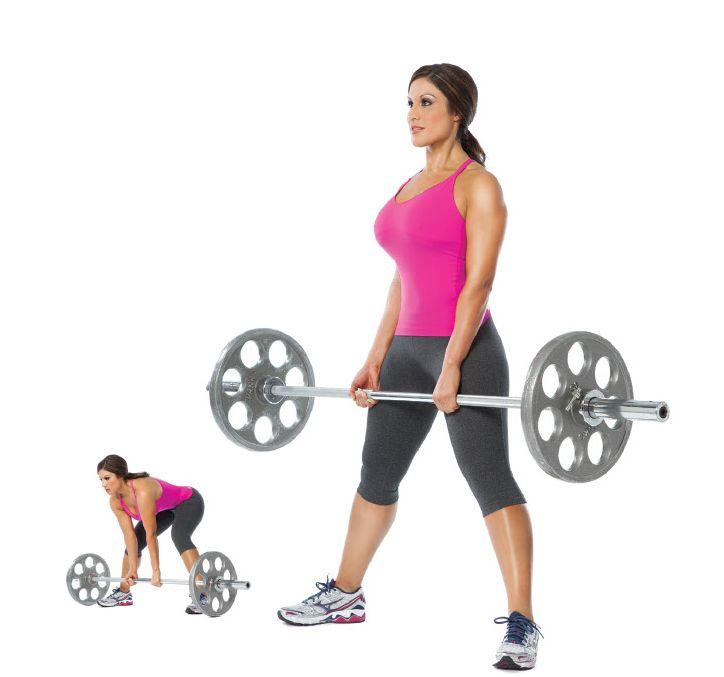 Sumo Stiff-Legged Deadlift | Leg Training | Pinterest ...