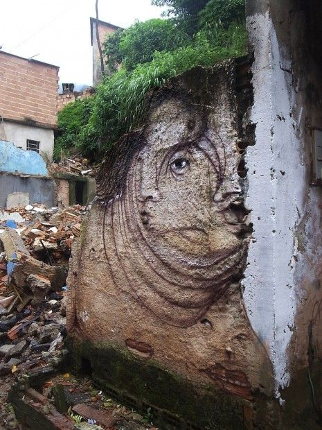 Mind Blowing Street Arts by Andre Muniz Gonzaga - via inspihive.com