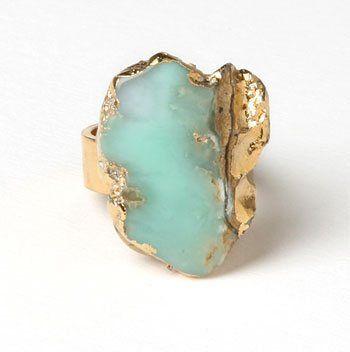 Photo of Spring Trend: Raw Gemstone Jewelry | Interweave