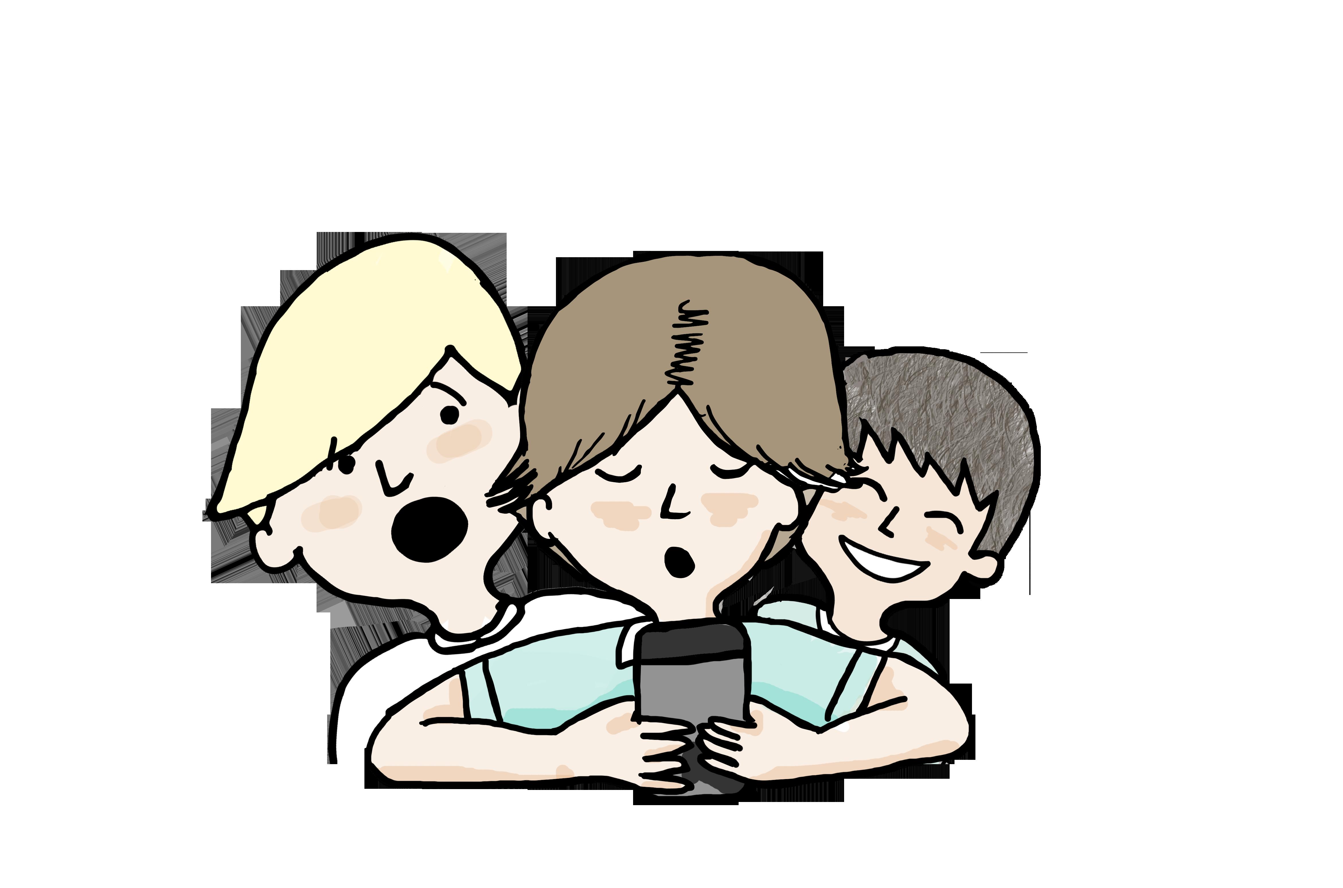 nuevas tecnologías móviles niños