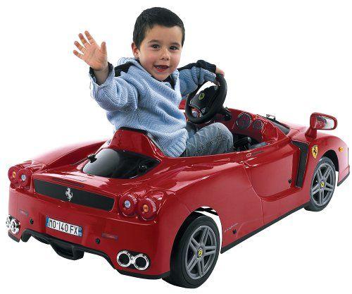 toys toys enzo ferrari powered ride on car main charm posh