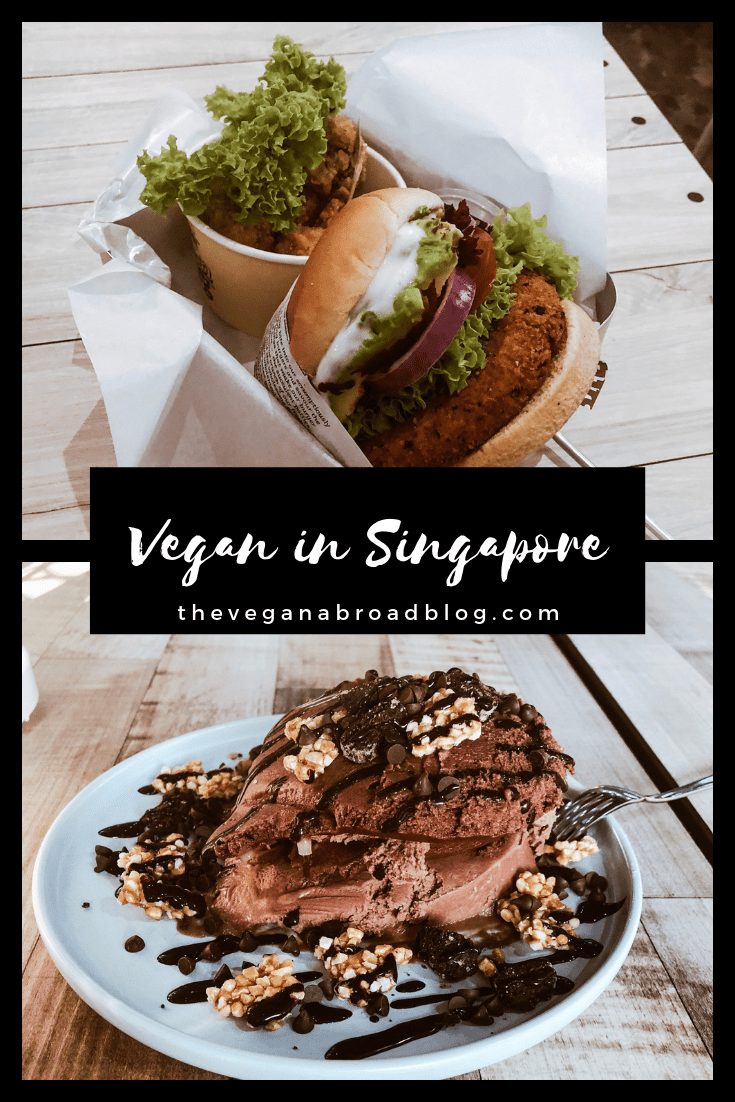 It is very easy to eat vegan in Singapore. Singapore also has a lot of westernized food options if Asian food isn't your thing. Click to read to see where to eat vegan in Singapore. #vegan #asia #singapore #veganinasia #veganinsingapore