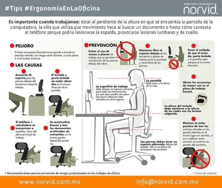 norvid diseo muebles mobiliario ergonoma tips dentro de