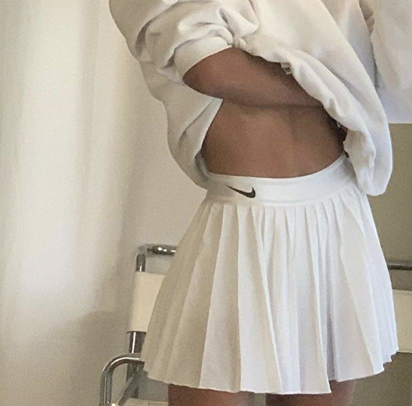 Account Suspended In 2020 Tennis Skirt Outfit White Tennis Skirt Tennis Clothes
