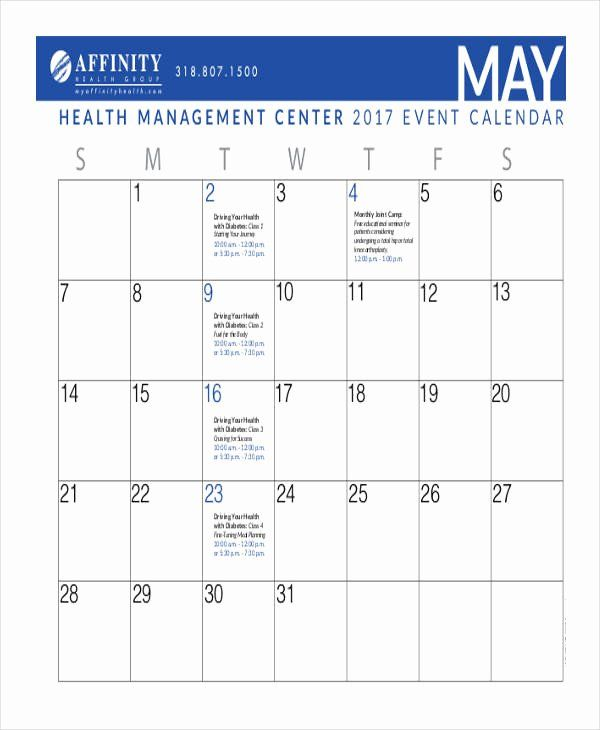 Free Event Calendar Template Beautiful Event Calendar Template 24
