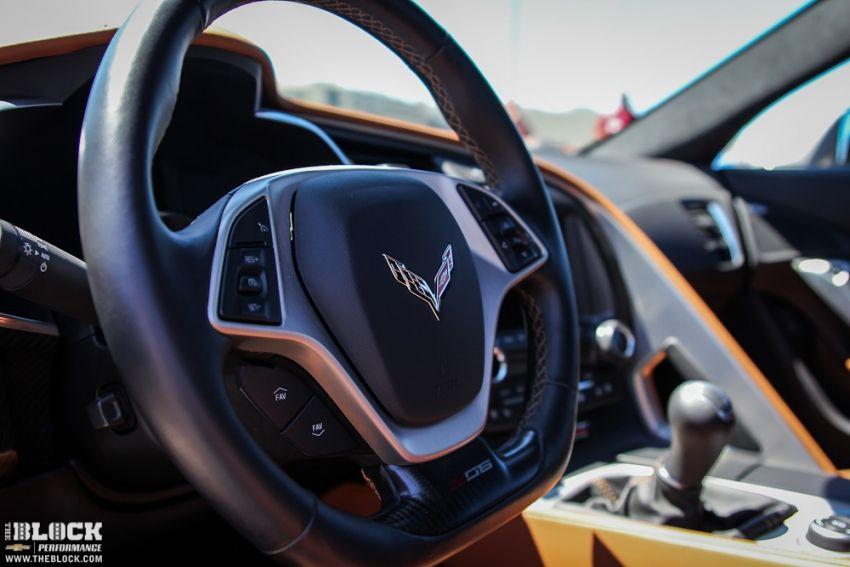 2015 Corvette Z06 Exposed