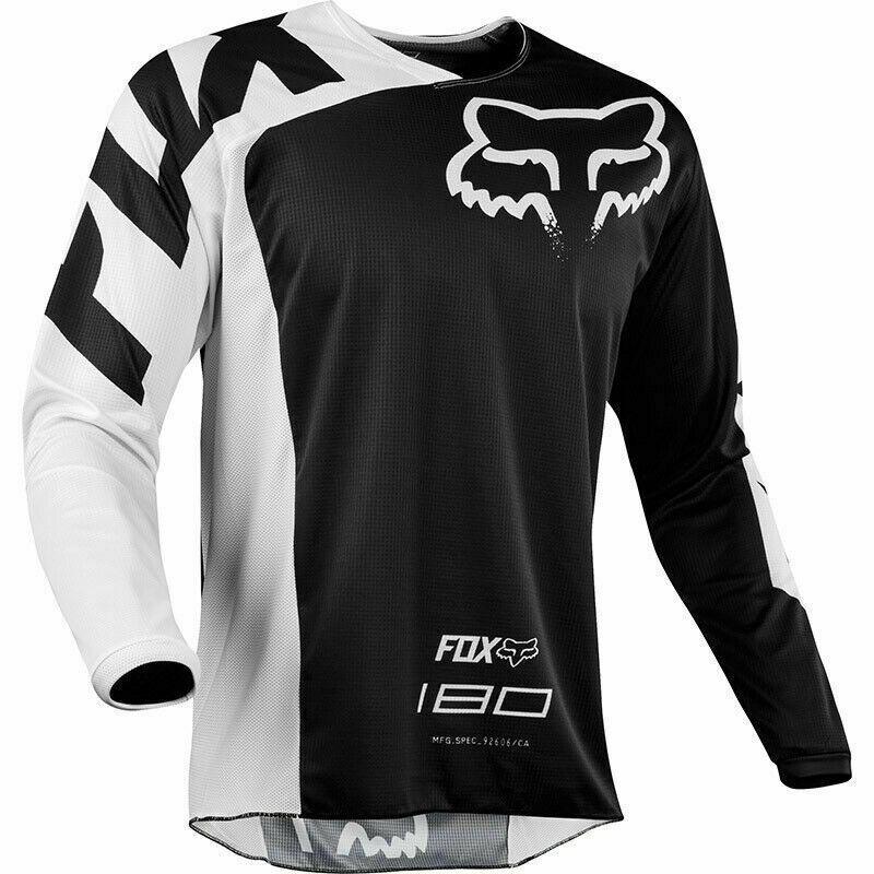 Download 2020 Fox Racing Jersey Shirt Mens Motocross Mx Atv Bmx Mtb Cycling Bike Tops Us Fox Ideas Of Fox Gift Foxgift Fox Racing Fox Clothing Sport Outfits