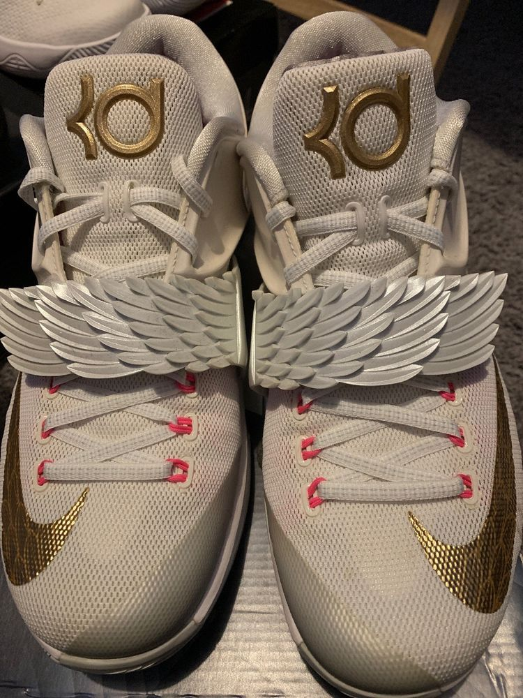 a86996cdf724 Nike KD VII 7 Aunt Pearl Limited Edition Size 10.5