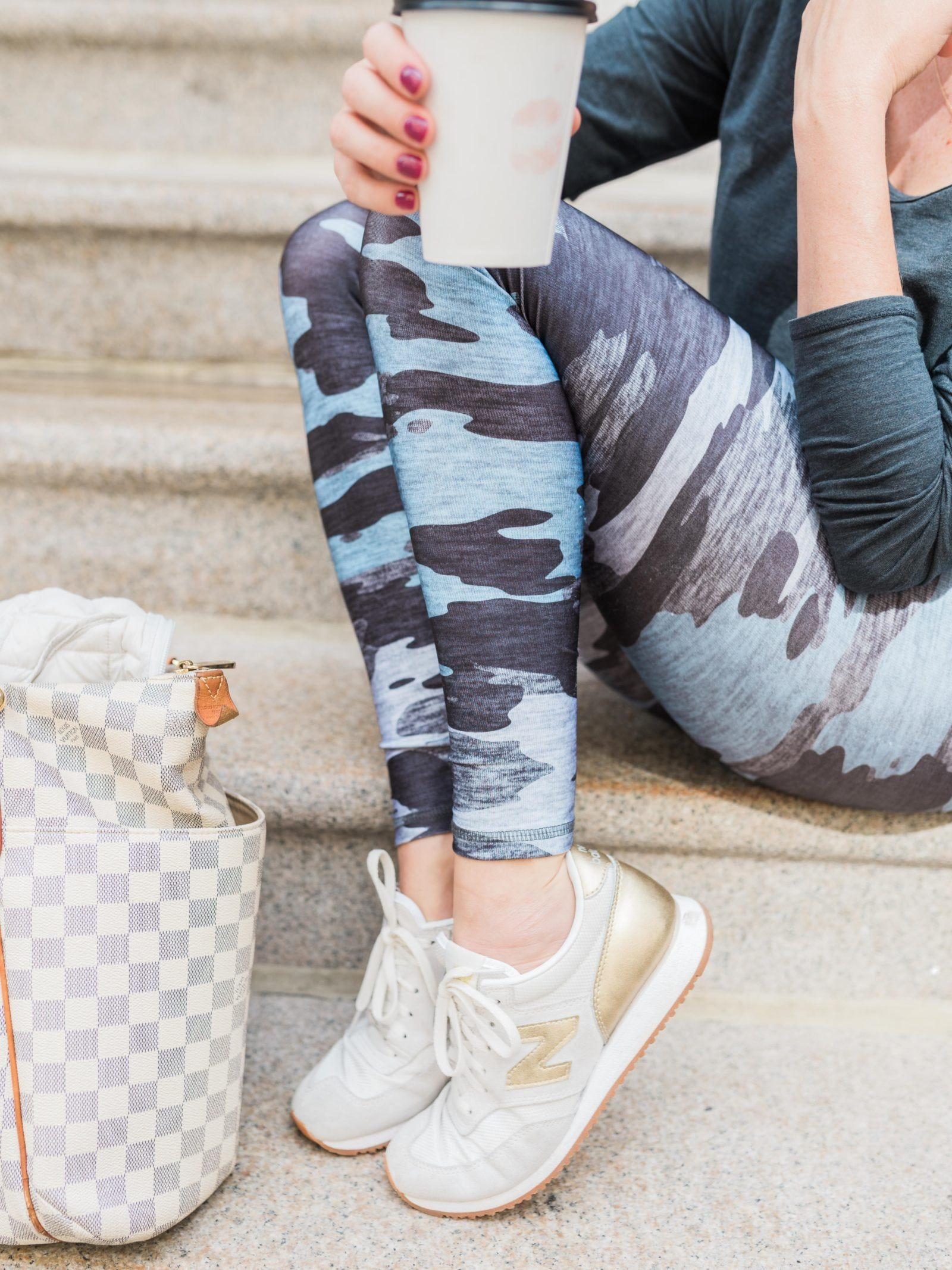 51c7be6344b89 Leggings for the Gym Only? Bah. Suck in those love handles all the ...